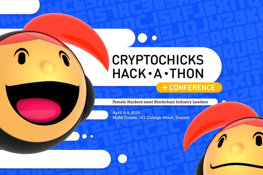 CryptoChicks Hero Hackathon SUPABLUE 2018 02 011