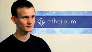 Vitalik Buterin about Ethereum at the CryptoChicks 2019 Conference and Hackathon in Toronto